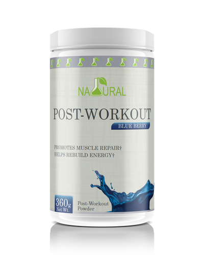 Blueberry Post-Workout Supplement - 360 g