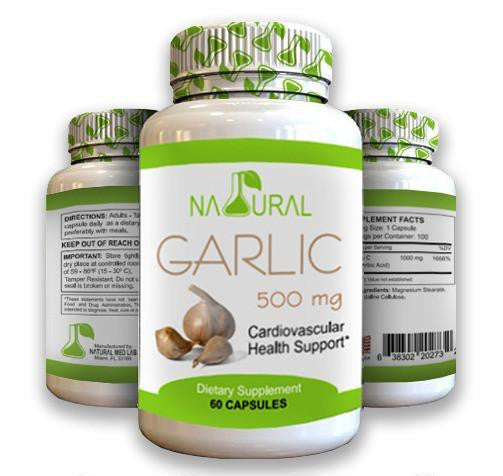Garlic - 500mg