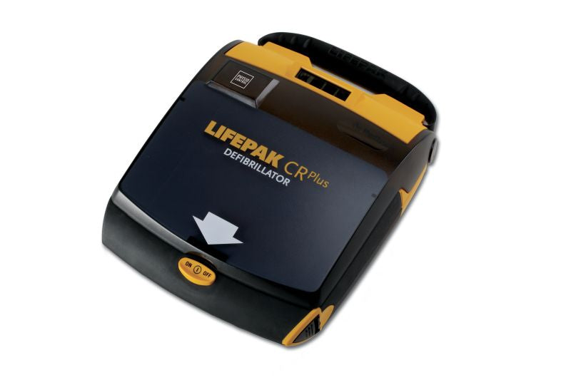 PhysioControl LifePak CR Plus Semi Automatic AED - CaretacticsCPR