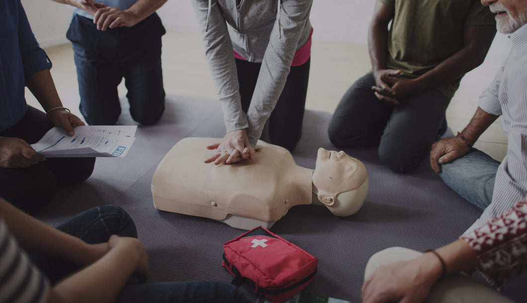 Heartsaver® CPR/AED Certification