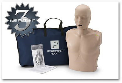 Prestan – Single Adult CPR Manikin - CaretacticsCPR