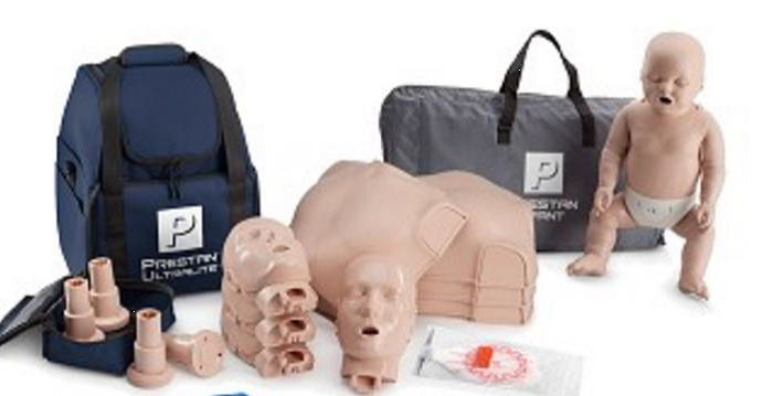 Prestan – Beginner Instructor Package Ultralite Adult & Infant Manikin - CaretacticsCPR
