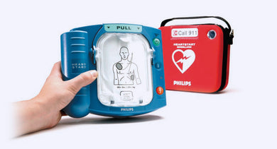 Philips HeartStart On Site AED - CaretacticsCPR