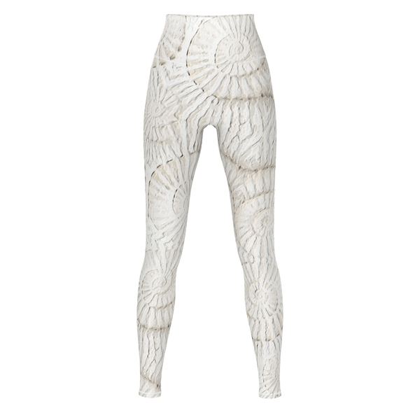 Golden Ratio - Yoga Pants - 4 Way Stretch Leggings_artist-Carlo-Bressan_Breathing-Wellness