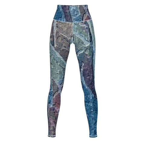Bluetiful - Yoga Pants - 4 Way Stretch Leggings_artist-Carlo-Bressan_Breathing-Wellness