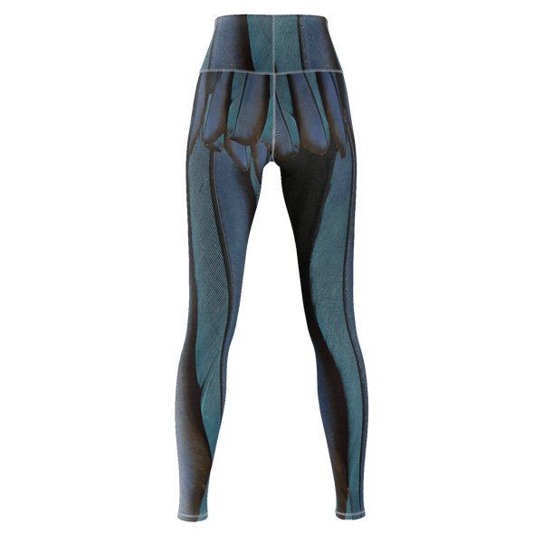 Feeling Like - Yoga Pants - 4 Way Stretch Leggings_artist-Carlo-Bressan_Breathing-Wellness