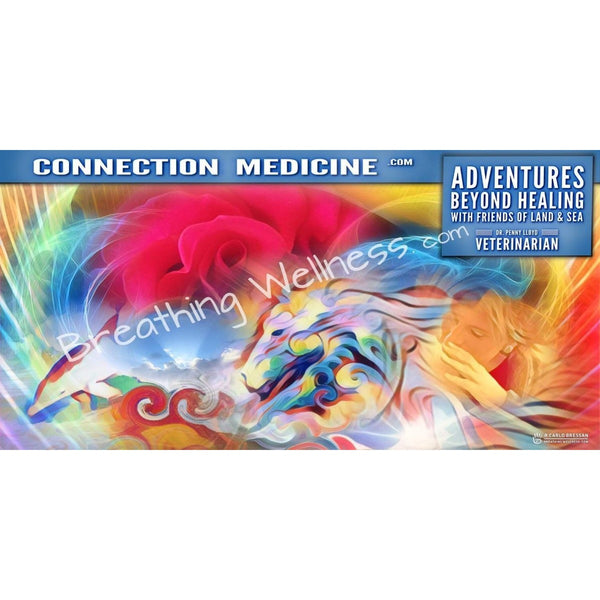 Custom Artwork For Your Brand - (Featured: The Horse Doctor, Veterinarian)_artist-Carlo-Bressan_Breathing-Wellness