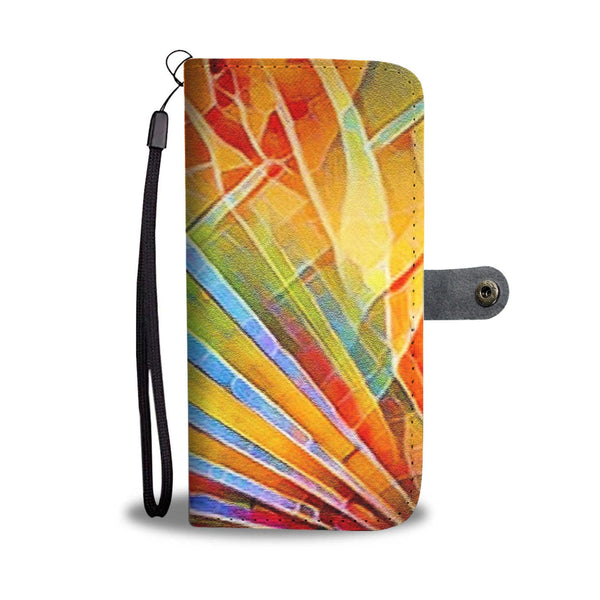 I Love My Wallet - Wallet Phone Case_artist-Carlo-Bressan_Breathing-Wellness