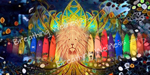 Surfers Lion's Gate_artist-Carlo-Bressan_Breathing-Wellness