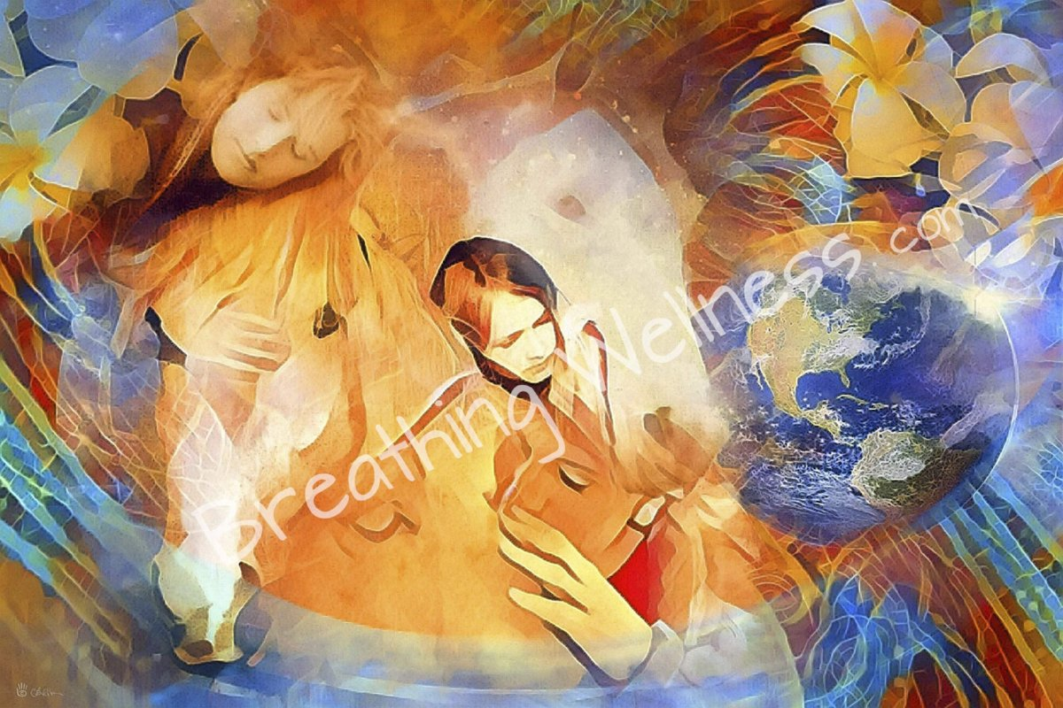 The Horse Doctor: Adventures Beyond Healing_artist-Carlo-Bressan_Breathing-Wellness