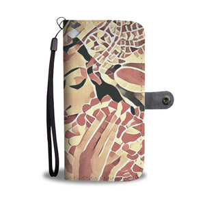 Vintage Hawaii - Wallet Phone Case #2_artist-Carlo-Bressan_Breathing-Wellness