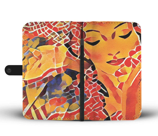 Vintage Hawaii - Wallet Phone Case #3_artist-Carlo-Bressan_Breathing-Wellness