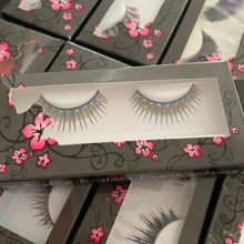 Lashes Colour Eyelash Bundle 6 sets
