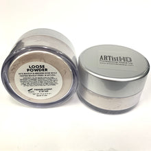 Loose Face Powder  ARTistHDmakeup