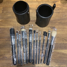 12pc Makeup Brush Set Sale