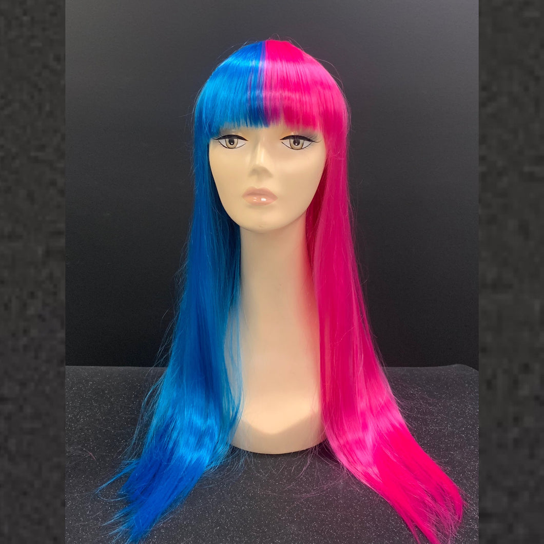 Gemini Fantasy Party Wig