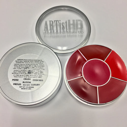 Lipwheel Red by ARTistHD