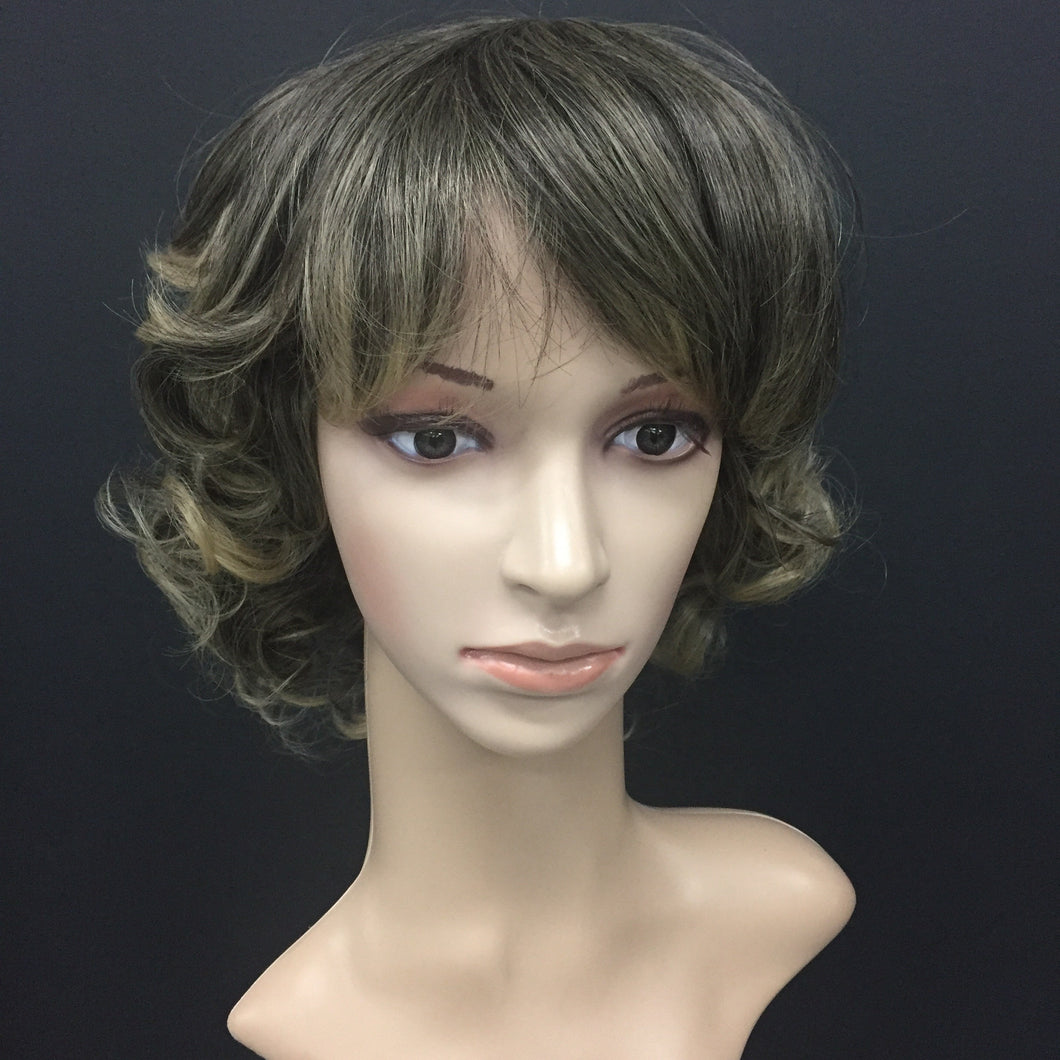 Wig Synthetic  Bec
