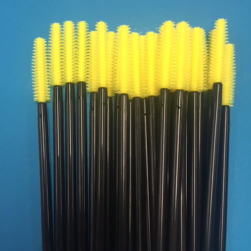Mascara Wands 25 pack Silicon