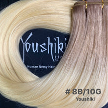 "Clip In Human Hair Extensions 16-18"" Sale Youshiki"