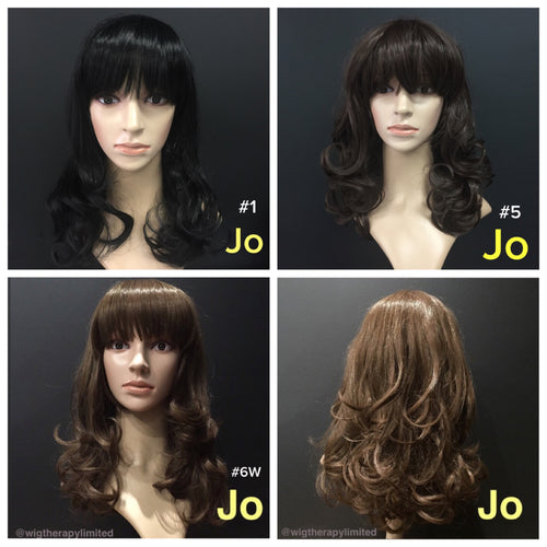Wig Synthetic Jo