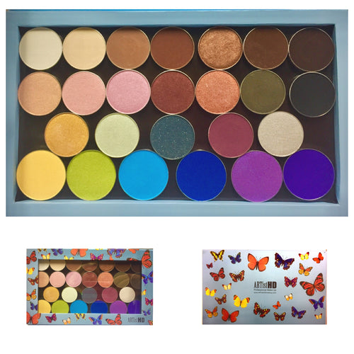 Eyeshadow Palette By ARTistHD