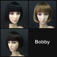 Wig Synthetic Bobby