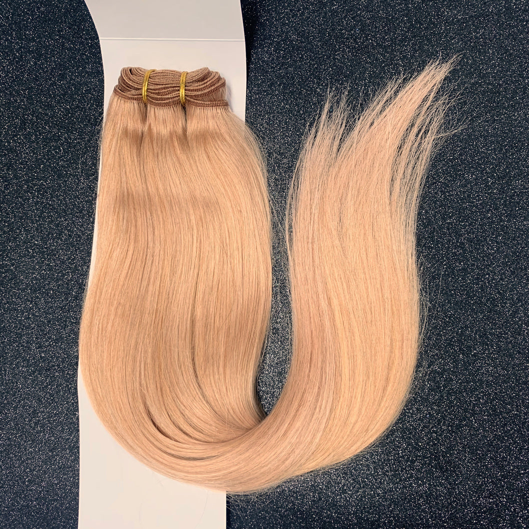 "Weft 20"" Training Human Hair 125gram #16"