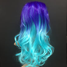 Wig Synthetic Ombre