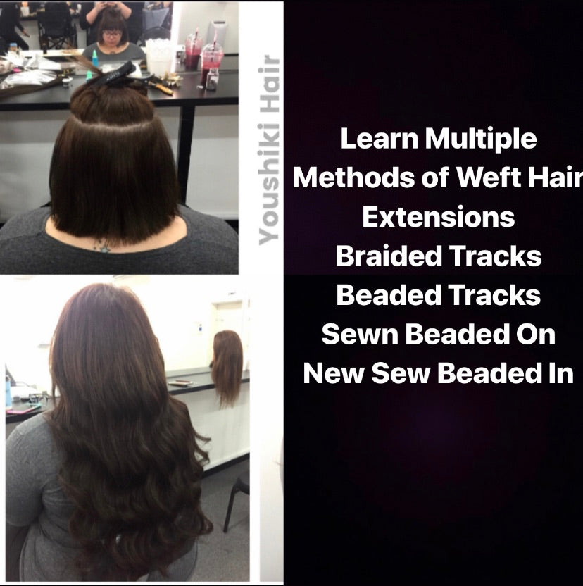 Learn Weft Extensions Gold Coast