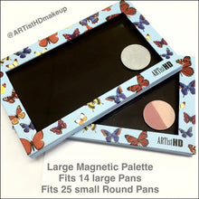Magnetic Makeup Palette Large by ARTistHD