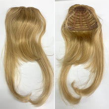 Fasthair Human Hair Clip in Fringe