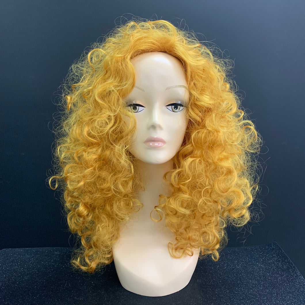 Wig Party Synthetic Alice Yellow