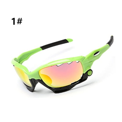 #2018 Hot Sale# Cycling Glasses Gift High Quality Men Women MTB Outdoor Sports Cycling Sunglasses Eyewear Spectacles