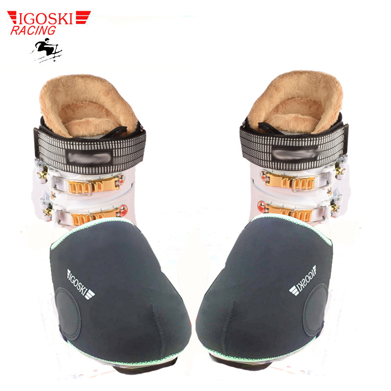 Ski and snowboard waterproof warm shoe covers snow boots covers protector