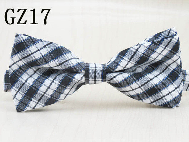 Feliavert Plaid Bow Tie