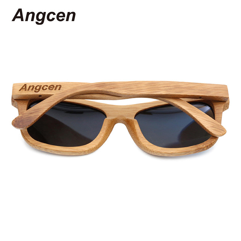 Angcen Vintage Bamboo