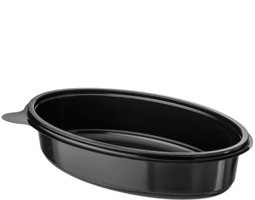 MicroReady Oval Takeaway Container (whole roast chicken)