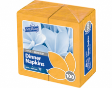 Load image into Gallery viewer, Castaway 2 ply Dinner Napkins - Redifold