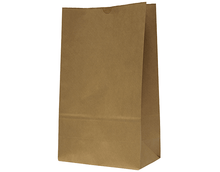 Load image into Gallery viewer, Paper Takeaway SOS Bags (Brown)