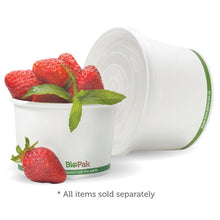 Load image into Gallery viewer, 250ML / 8OZ WHITE BIOBOWL