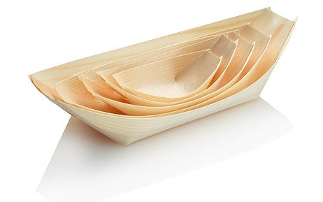 BOAT MEDIUM DISH