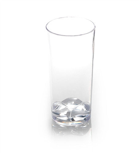 VASCELLO SLENDER SHOT GLASS - CLEAR (12)
