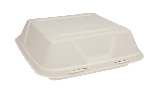 Sugar Cane  Large Square Clamshell (200)