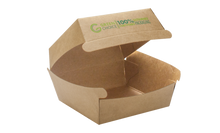 Kraft Burger Box PLA - Small