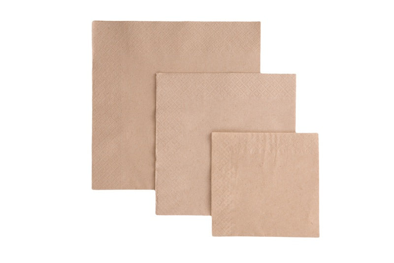 Compostable Quilted Napkins 2 Ply