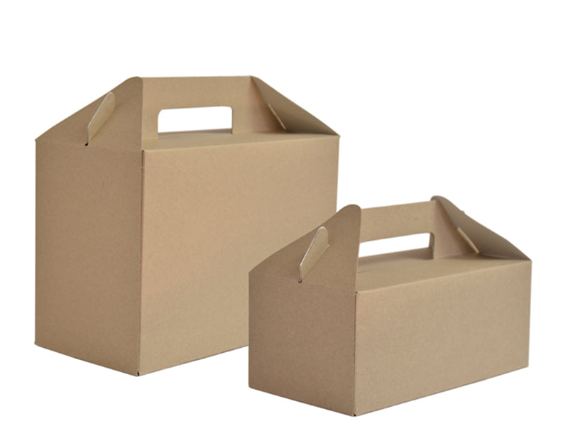 Kraft Carry Packs (standard and large)