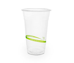 Vegware PLA Cold Cup 630ml