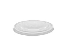 Dome and Flat Lids for Soup/Salad Bowls