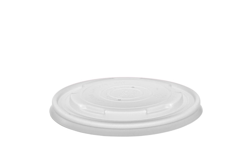 Vegware Soup/Salad Bowl Lids and Clutch